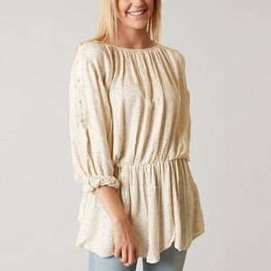 Little Shine Tunic Top by free people
